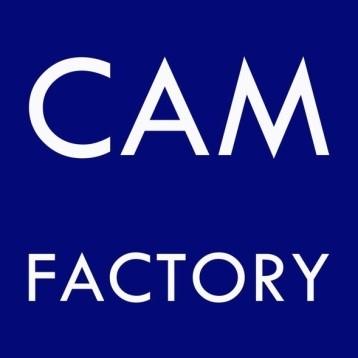 CAM factory logo