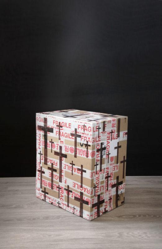CrissCross la scatola FRAGILITA 0
