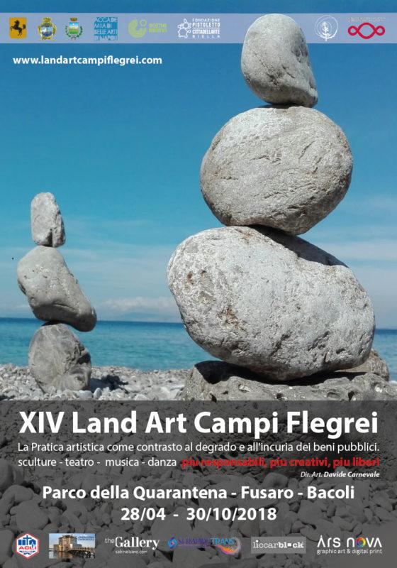 LandArt CampiFlegrei 2018