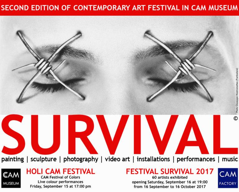 Survival Festival 2017 locandina