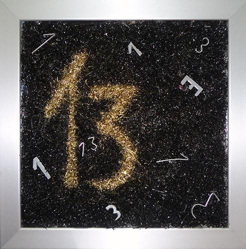 comel-82-mangiacapra---50x50-in-tec-mista--opera-realizzata-con-materiale-in--alluminio-2013